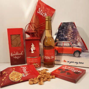 kerstpakket red mini