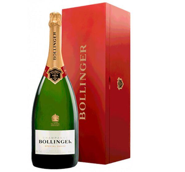Champagne geschenk Bollinger