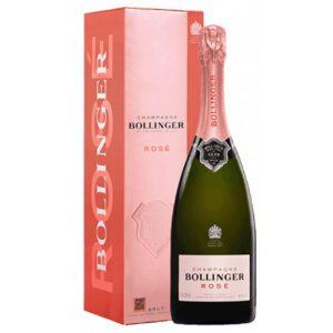 Champagne Rose Bollinger relatiegeschenk
