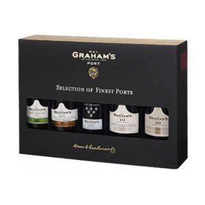 Graham Port Selectie wijngeschenk